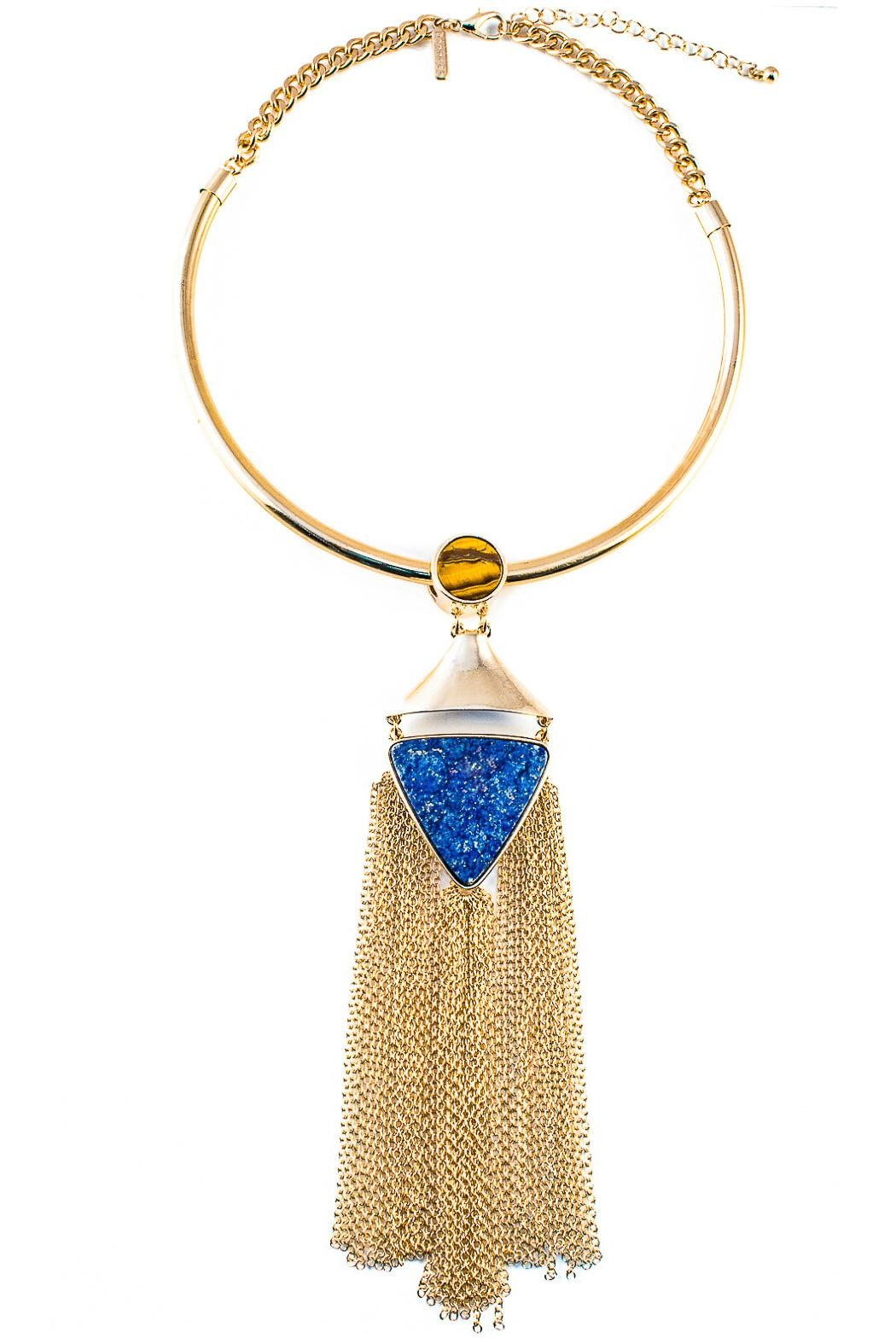Panacea Semiprecious Stone Necklace - Main Image