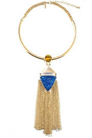 Panacea Semiprecious Stone Necklace - Product Mini Image