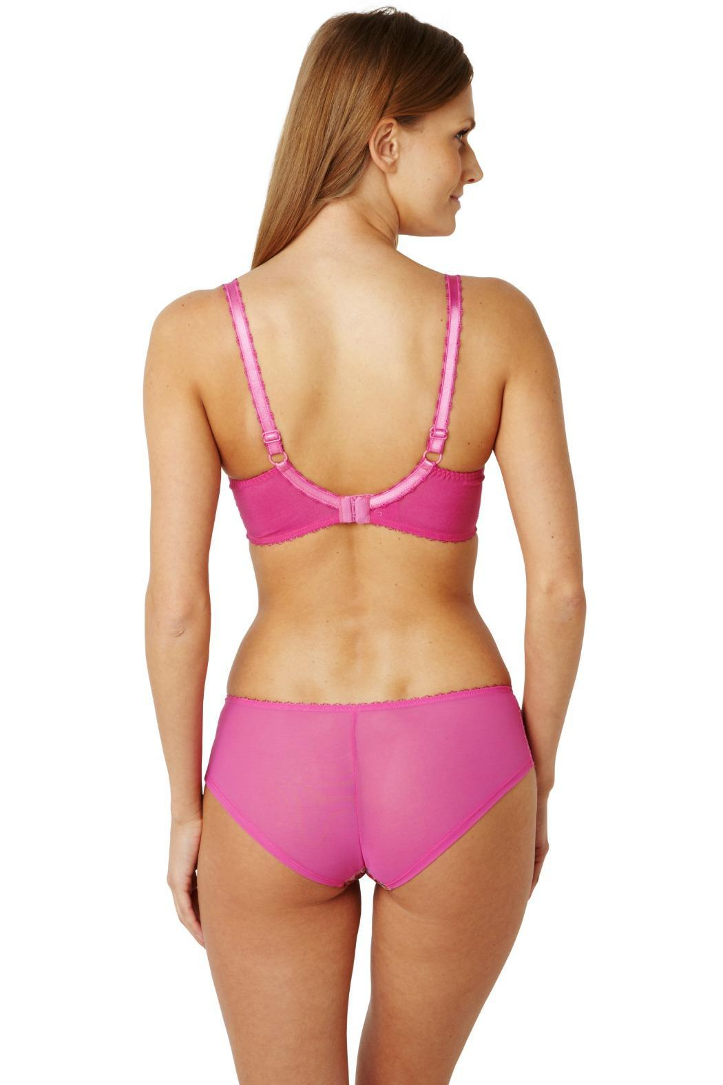 Panache Jasmine Balconnet Cup - Back Cropped Image