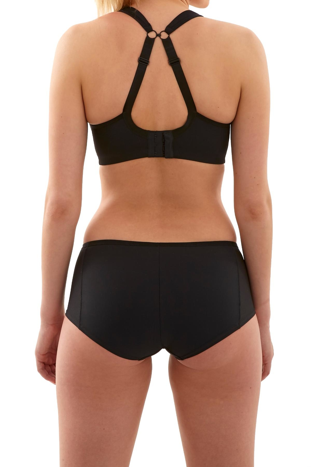 Panache Wire Sport Bra - Side Cropped Image