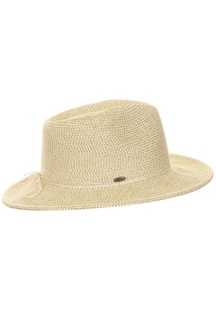 C.C. Panama Hat - Alternate List Image
