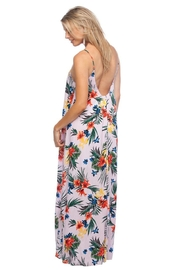Buddy Love Panama Tropic Maxi-Dress - Side cropped
