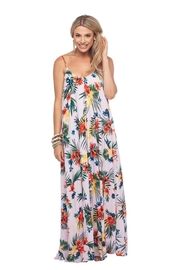 Buddy Love Panama Tropic Maxi-Dress - Front cropped
