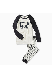 Tea Collection Panda Pal Graphic Pajama - Front cropped