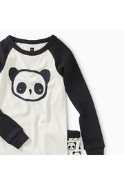 Tea Collection Panda Pal Graphic Pajama - Front full body