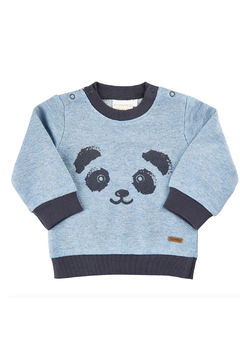 Shoptiques Product: Panda Sweatshirt