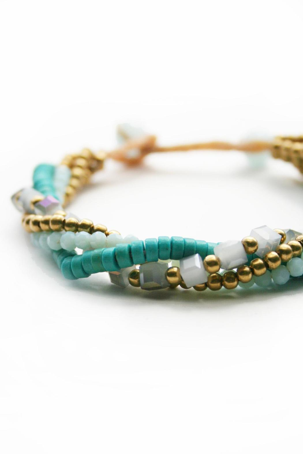 PANNEE Finders Keepers Bracelet - Side Cropped Image