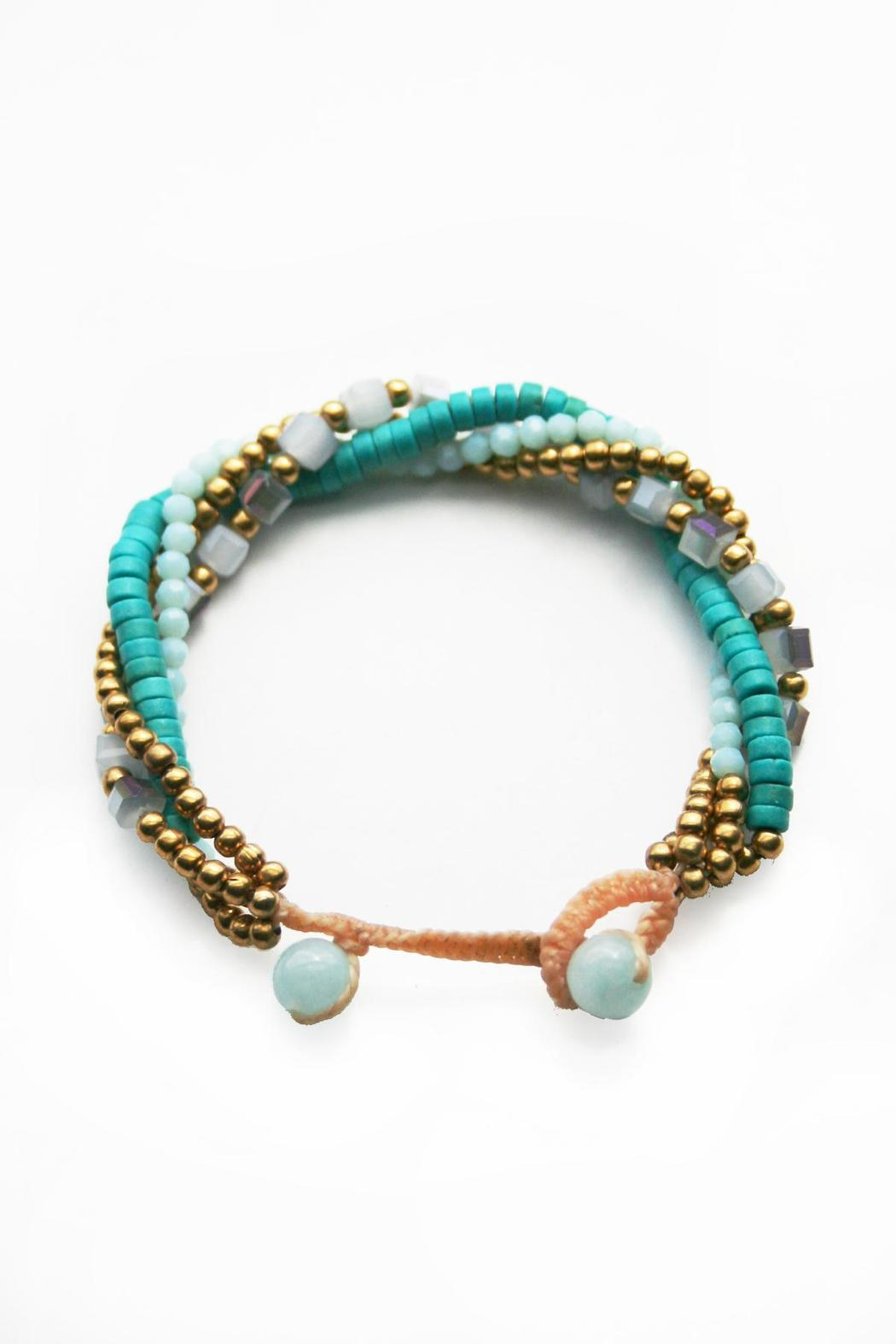 PANNEE Finders Keepers Bracelet - Front Cropped Image