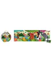 Janod Panoramic Jungle Puzzle - Front cropped