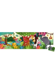Janod Panoramic Jungle Puzzle - Front full body