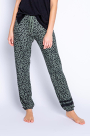 PJ Salvage Pant Run Wild Olive - Product Mini Image