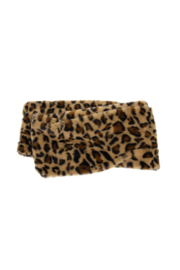 Molly Bracken Panther Infinity Scarf - Front full body