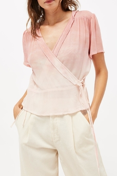 LACAUSA Pantry Wrap Top - Product List Image