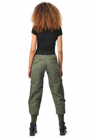 Gypsetters Pants Cargo Dragon - Side cropped