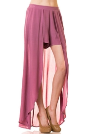 Lovetree Pants With Long-Skirts - Other