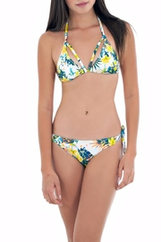 Paola Amador Paradise Triangle Top - Product Mini Image