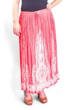 Shoptiques Product: Long Handcrafted Skirt