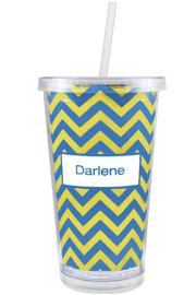 Paparte Personalized Acrylic Tumbler - Front cropped