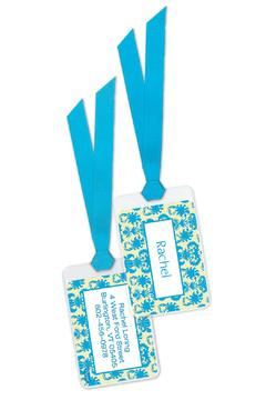 Paparte Personalized Bagtag Set - Alternate List Image