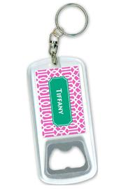 Paparte Personalized Bottle Opener - Front cropped