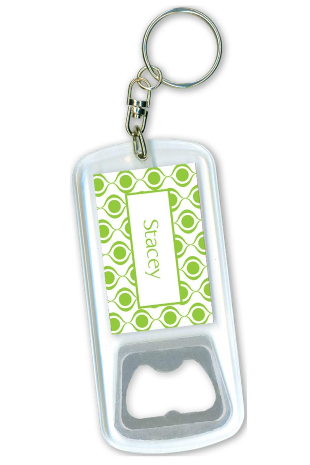 Paparte Personalized Bottle Opener - Front Cropped Image