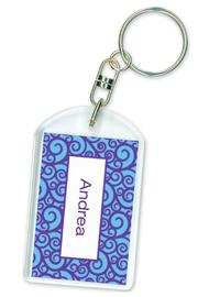 Paparte Personalized Key Ring - Product Mini Image
