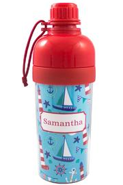 Paparte Personalized Sports Bottle - Front cropped