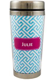Paparte Stainless Travel Mug - Front cropped