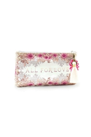 PAPAYA! All-For-Love Pouch - Front cropped