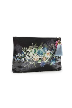 Shoptiques Product: Beauty-Bouquet Large Pouch