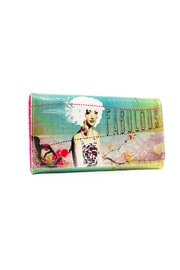 PAPAYA! Fabulous Trifold Wallet - Product Mini Image