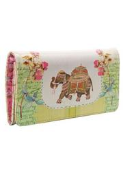 PAPAYA! Fancy Elephant Wallet - Product Mini Image