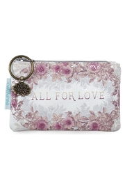 PAPAYA! Love Coin Purse - Front cropped