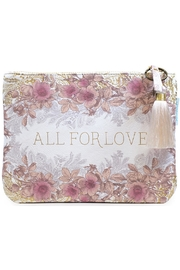 PAPAYA! Love Medium Pouch - Front cropped
