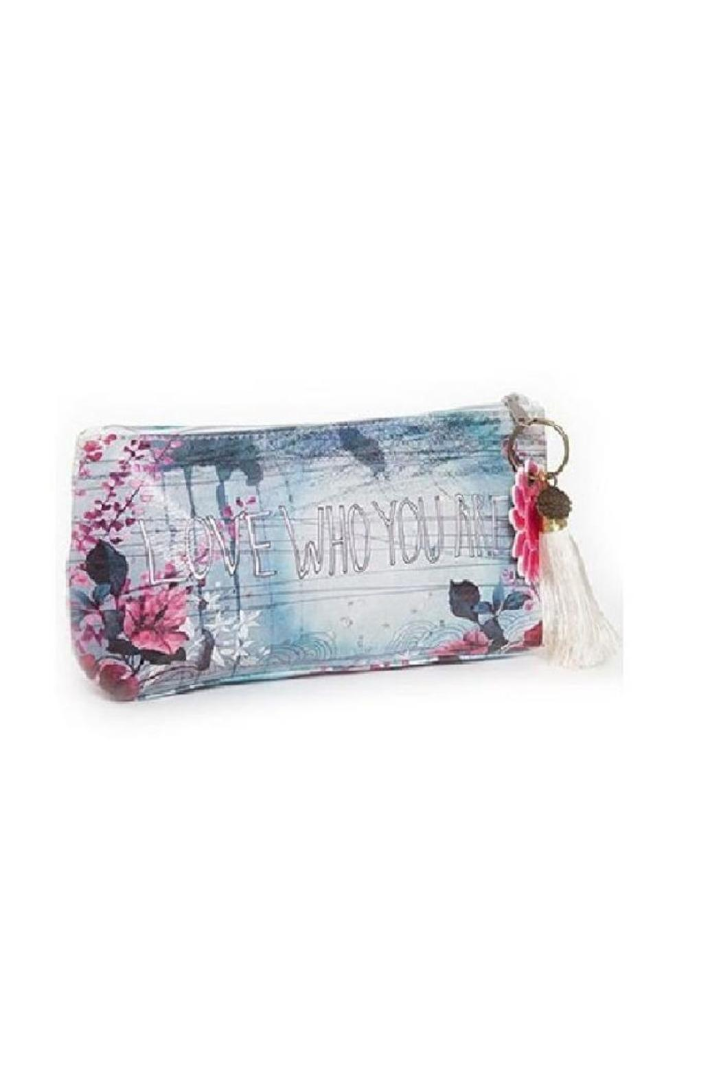 PAPAYA! Love Who You Are Tassel Pouch - Main Image