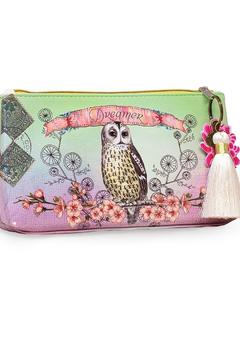 Shoptiques Product: Owl Small Pouch