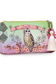 PAPAYA! Owl Small Pouch - Product Mini Image
