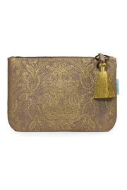 PAPAYA! Paisley Pocket Clutch - Product Mini Image