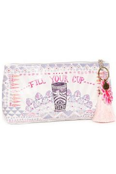 Shoptiques Product: Fill Your Cup Pouch