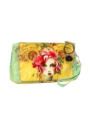 PAPAYA! Rose Wallet Wristlet - Product Mini Image