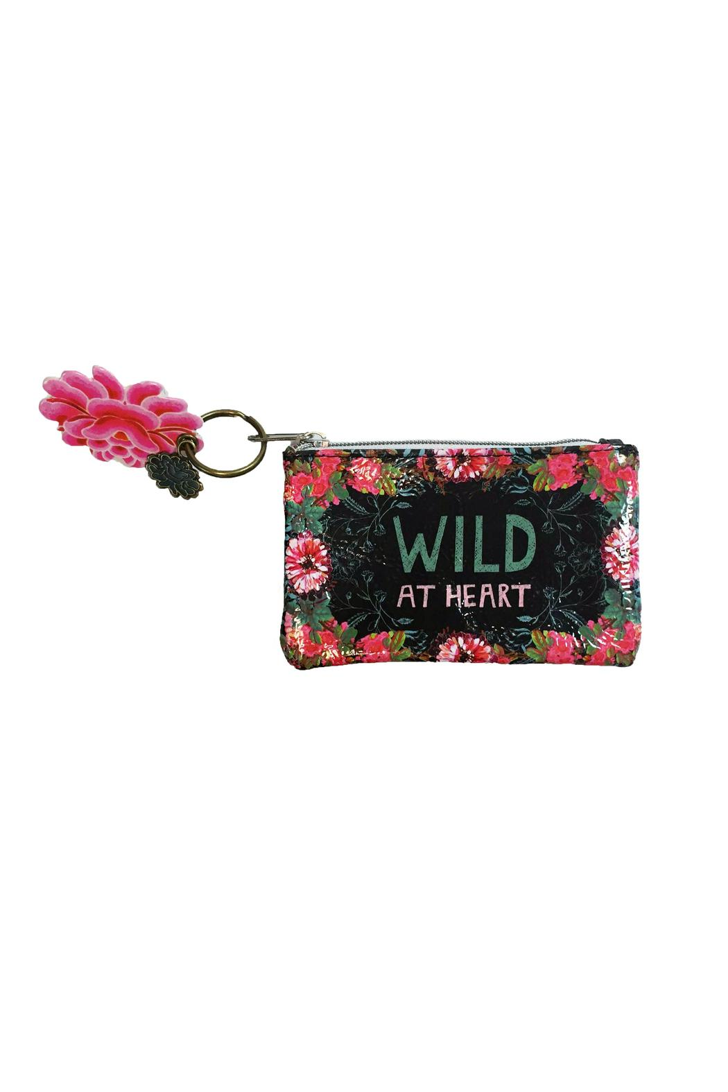 PAPAYA! Wildheart Coin Purse - Front Cropped Image
