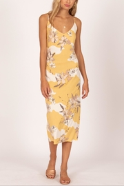 AMUSE SOCIETY Papaya Dress - Front cropped