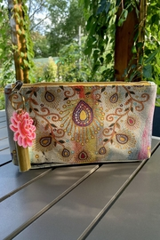 Papaya Peacock Pouch - Product Mini Image