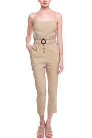 blue blush Paper Bag Jumpsuit - Product Mini Image