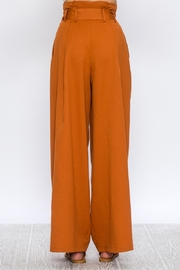 Flying Tomato Paper Bag Pant - Side cropped