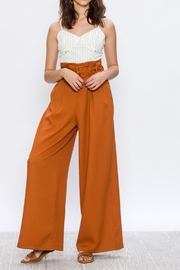 Flying Tomato Paper Bag Pant - Front cropped