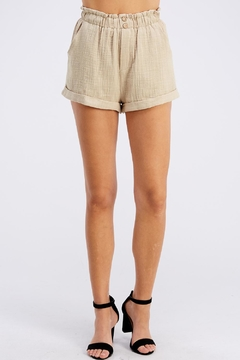 Shoptiques Product: Paper Bag Shorts