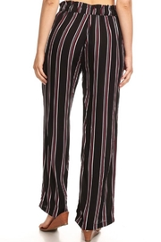 S&G Apparel Paper-Bag Waist Pants - Front full body
