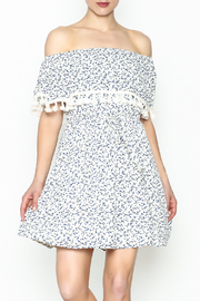 Paper Crane Flounce Dress - Product Mini Image