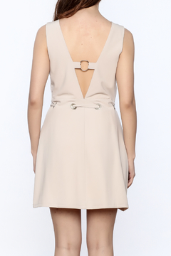 Paper Crane Simple Statement Dress - Alternate List Image